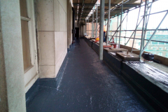 roof replacement for Imperial College, London by Tunbridge Wells Roofing