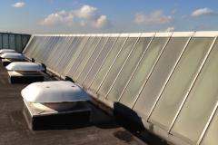 Roof Replacement at Pumping Station, Thamesmead by Tunbridge Wells Roofing