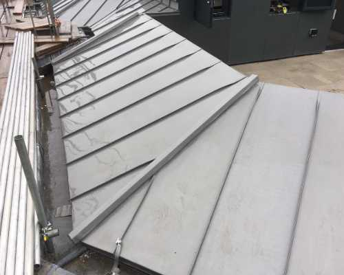 MET-SEAM MS Pro flat roofing contractor tunbridge wells