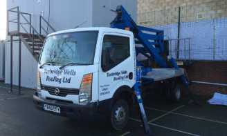 Specialist Equipment by Tunbridge Wells Roofing