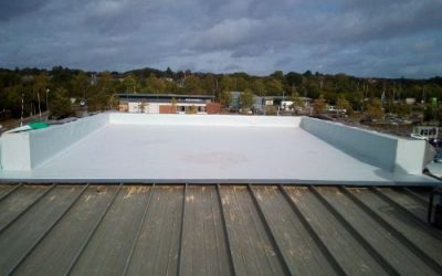 New Roof, Retail Premises Swindon