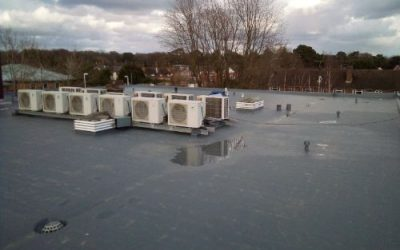 Roof Replacement Felbridge, West Sussex