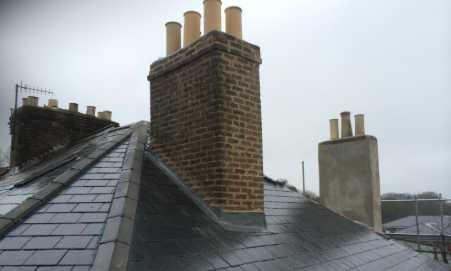 slate roofing tunbridge wells